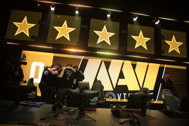 NaVi came second at the StarLadder iLeague StarSeries Season 4.