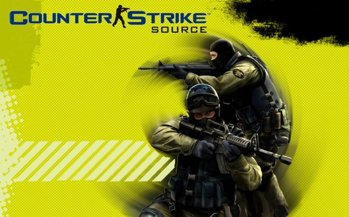 Counter Strike Source wallpaper