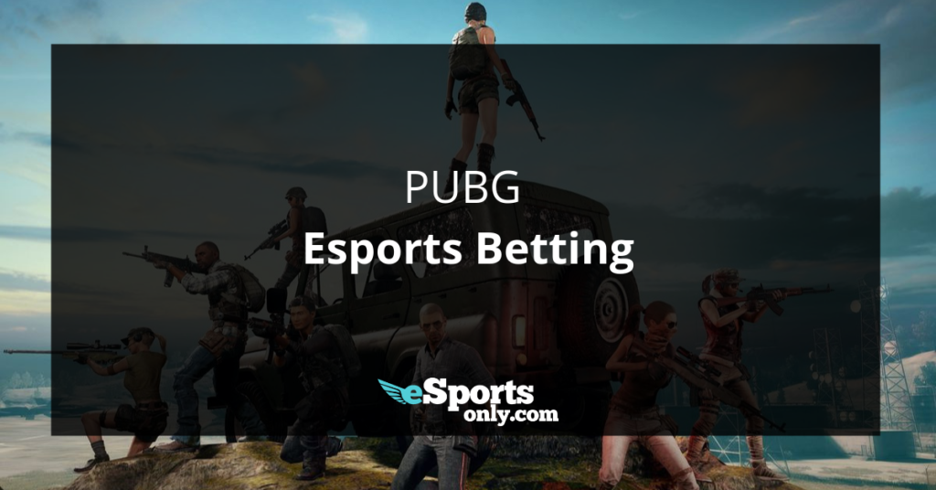 PUBG Esports Betting_esportsonly.com
