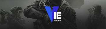 Vie.gg logo with a background image