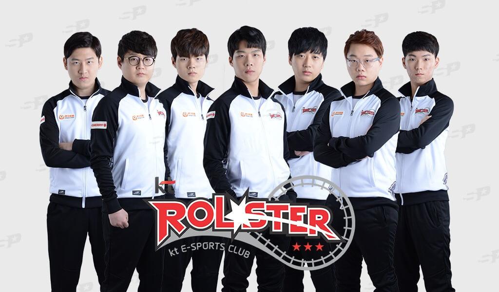 KT-Rolster-LOL-team