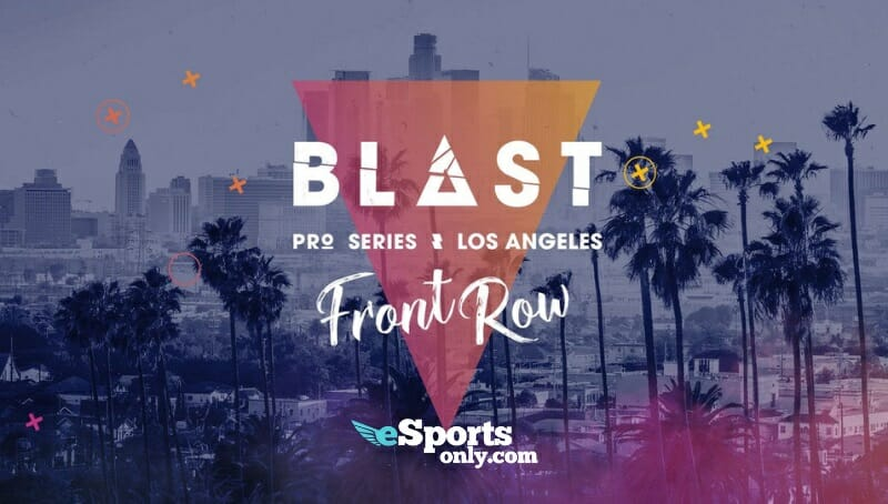 Blast Pro Series Los Angeles 2019 esportsonly.com